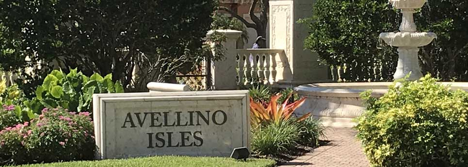 Avellino Isles Community   Vineyards Community Association - Naples, Florida