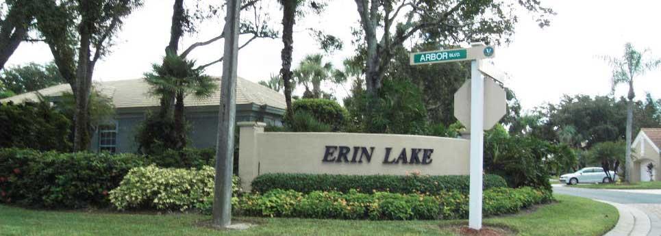 Erin Lake Community   Vineyards Community Association - Naples, Florida