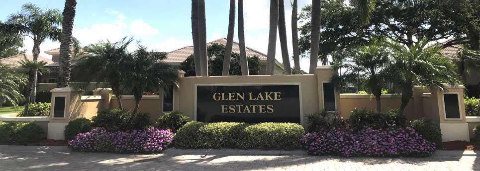 Glen Lake Estates Neighborhood in the Vineyards Community   Vineyards Community Association