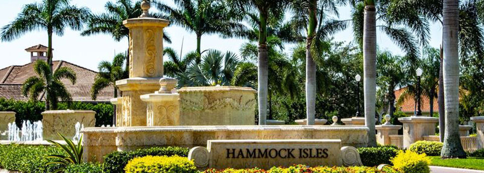 Hammock Isles Neighborhood in the Vineyards Community   Vineyards Community Association