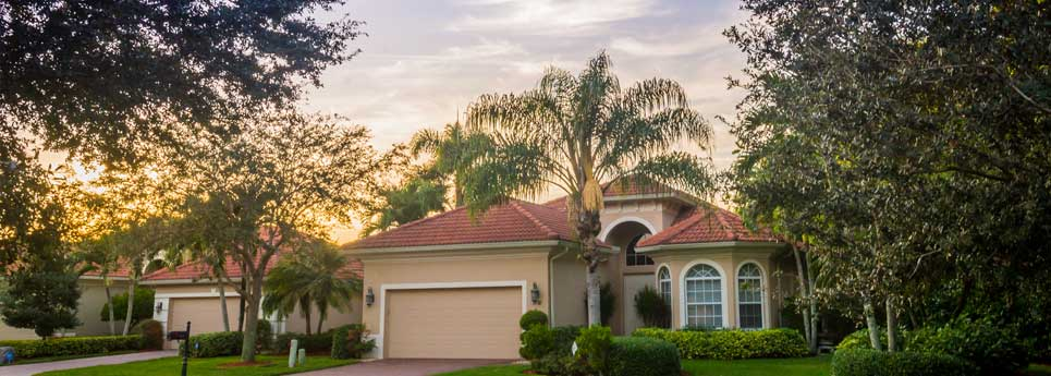 Home at Fountainhead community | Vineyards Community Association - Naples, Florida