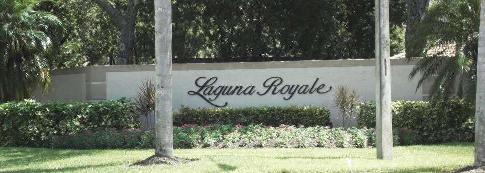 Laguna Royale Community   Vineyards Community Association - Naples, Florida