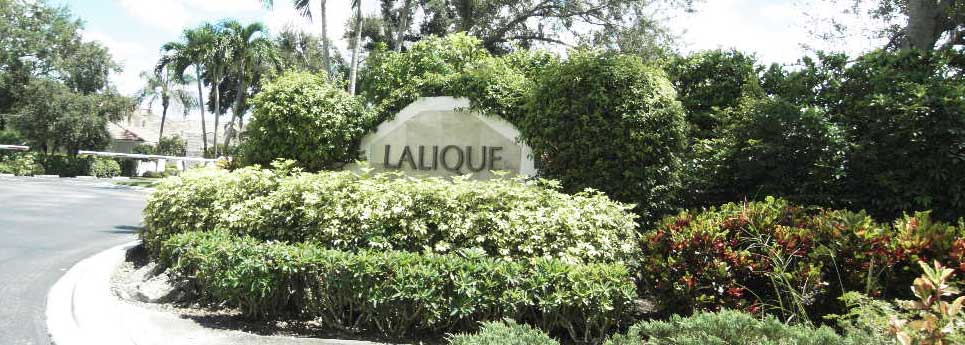 Lalique Community | Vineyards Community Association - Naples, Florida