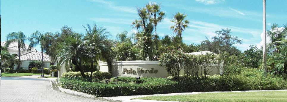 Palo Verde Community | Vineyards Community Association - Naples, Florida