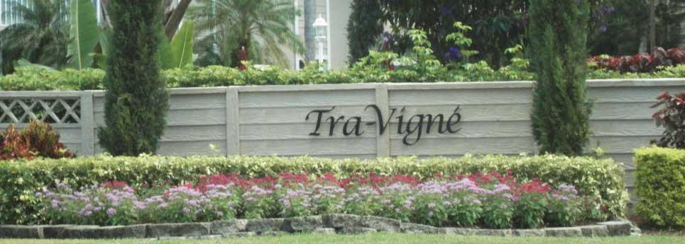 Tra Vigne Community   Vineyards Community Association - Naples, Florida