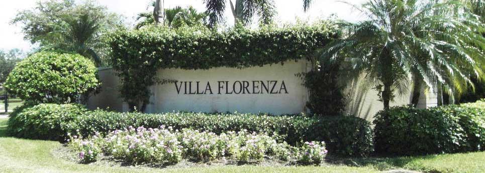 Villa Florenza Community   Vineyards Community Association - Naples, Florida
