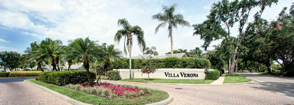 Villa Verona Neighborhood in the Vineyards Community   Vineyards Community Association